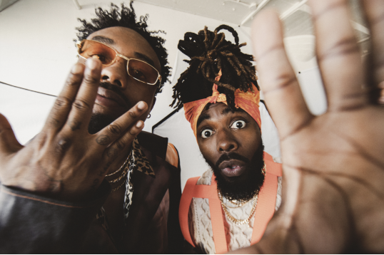 "EarthGang Drops ""Ready To Die"" Visual & Reveal 'Mirrorland' Release Date [WATCH]"