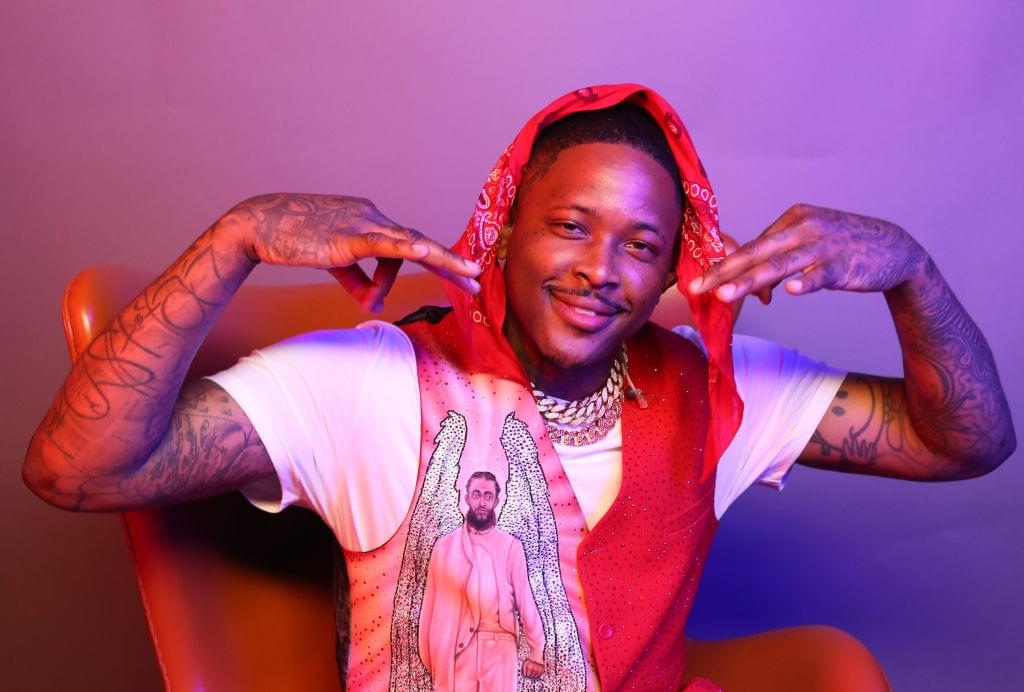 EXCLUSIVE: YG Drops 4Hunnid APP & BTS Collection
