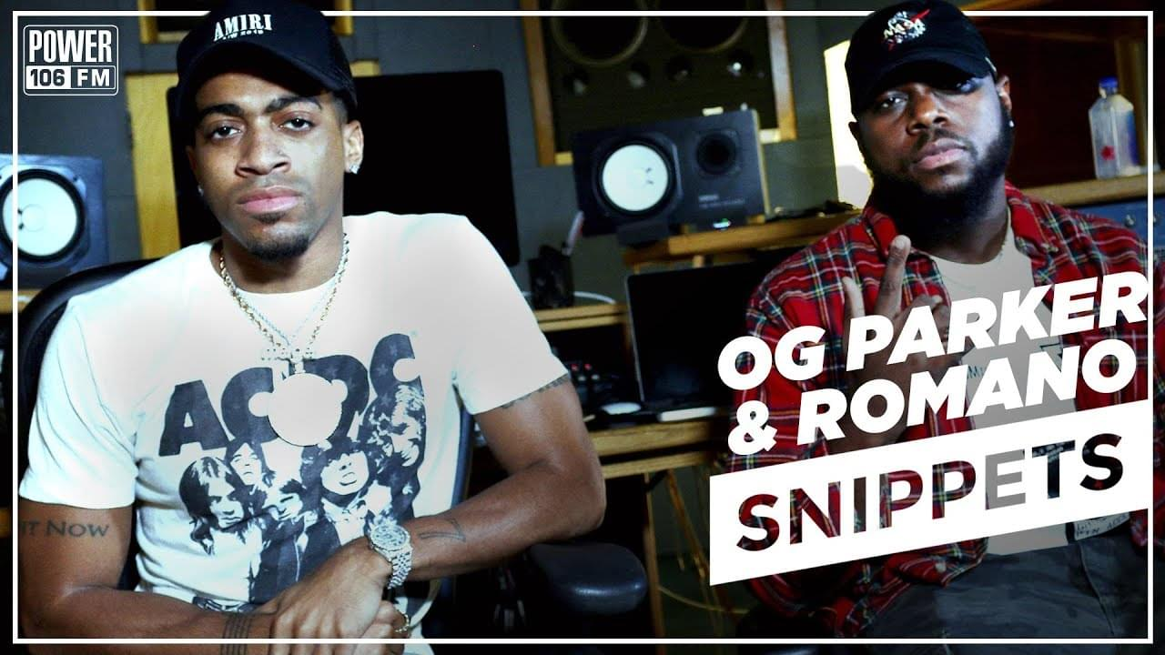 OG Parker & Romano On Producing Chris Brown's