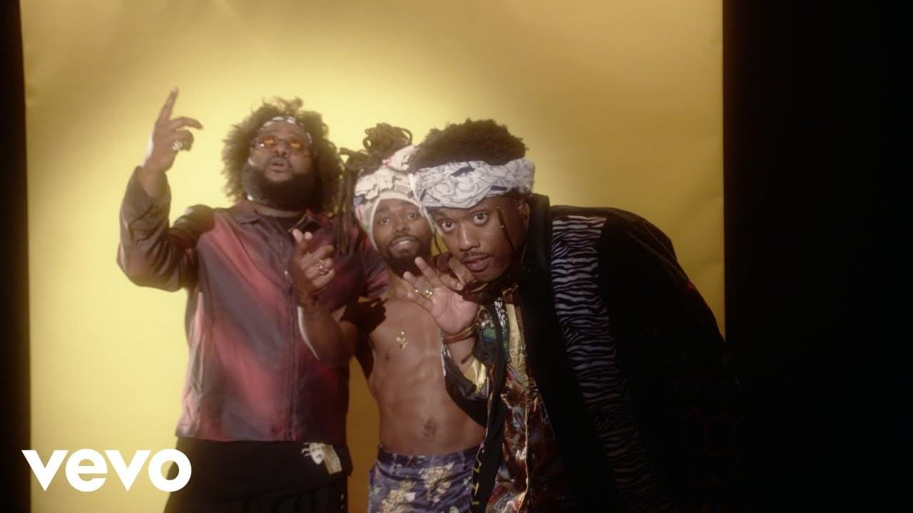 Bas Drops New Video For 'Jollof Rice' Featuring EARTHGANG! [WATCH]