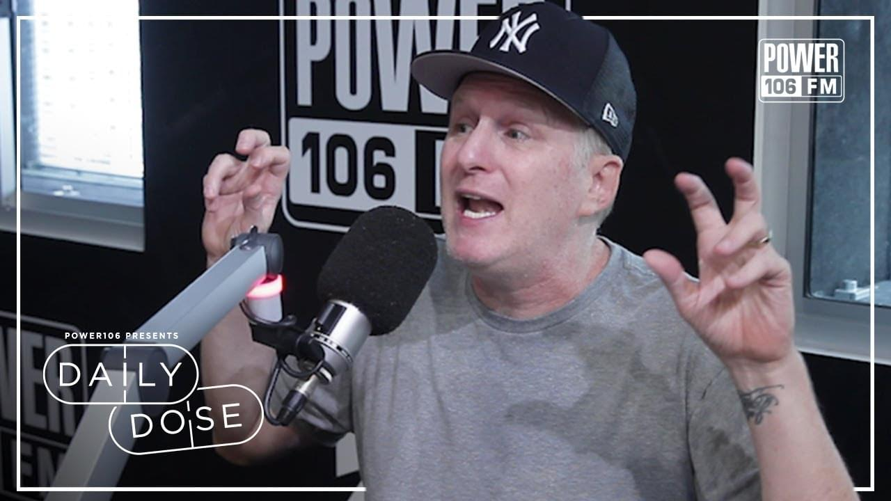 #DailyDose: Michael Rapaport On Lakers Title Odds, The NFL, Hip-Hop And More