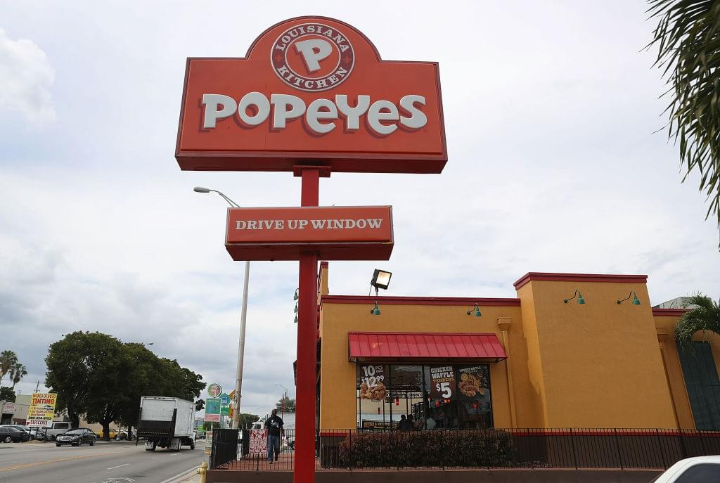 You Can FINALLY Eat The Popeyes Sandwich Again—As Long As You BYOB!