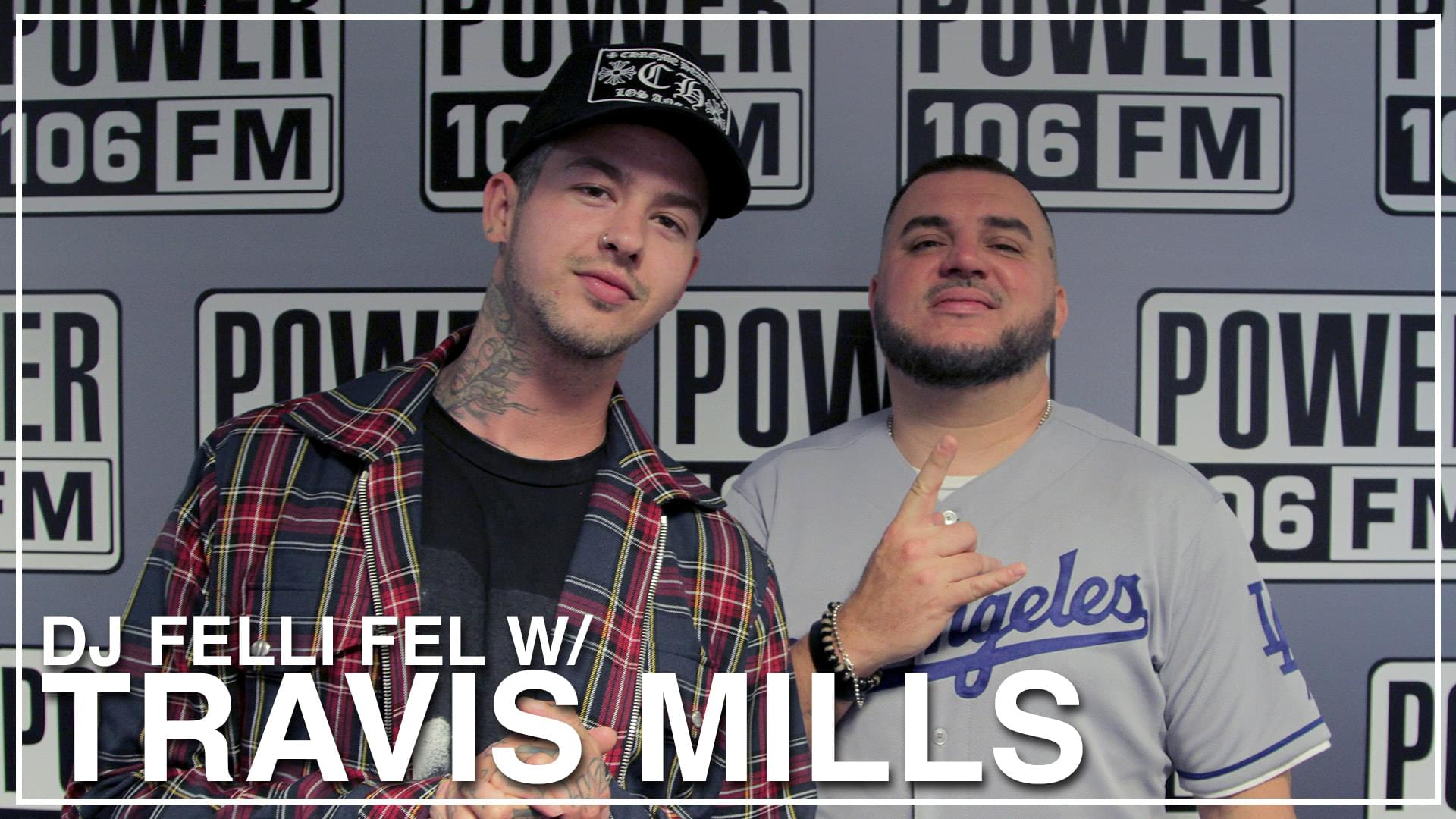 "Travis Mills Talks 'Ghosted' on MTV & Producing On YK Osiris' ""Worth It"" [WATCH]"