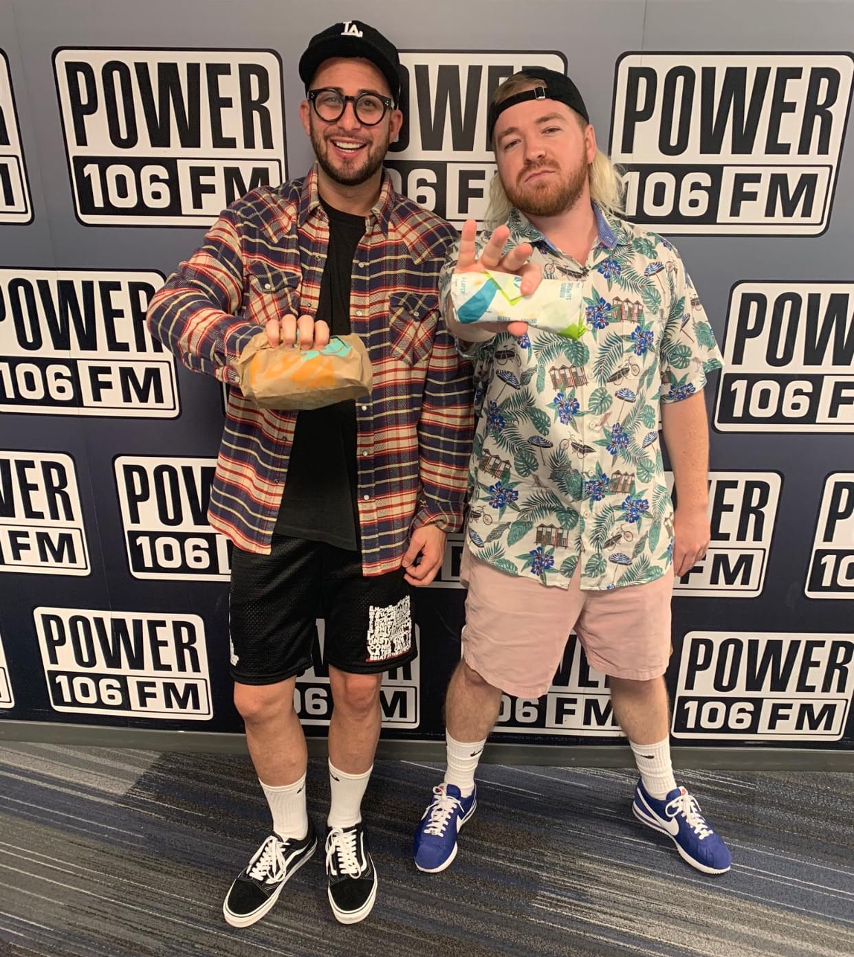 #LIFTOFF Show Producer Jesse AKA THE Drive Thru Guru Rates Taco Bell's New Toasted Cheddar Chalupa