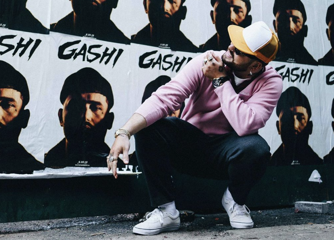 Gashi Unleashes Self-Titled Album ft. G-Eazy, French Montana & DJ Snake [LISTEN]