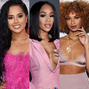 "Saweetie, Becky G And Melii Drop A NEW ""My Type"" Remix"