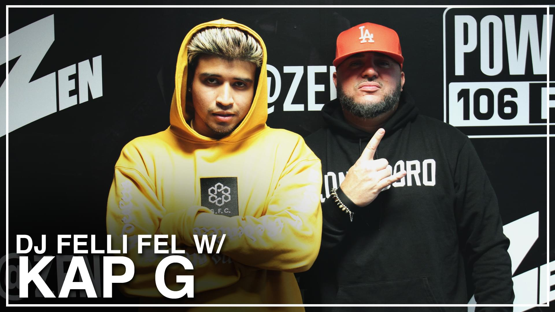 Kap G Talks New Project 'Frida Homies', Growing Up in Atlanta + Talking To Trump Supporters [WATCH]