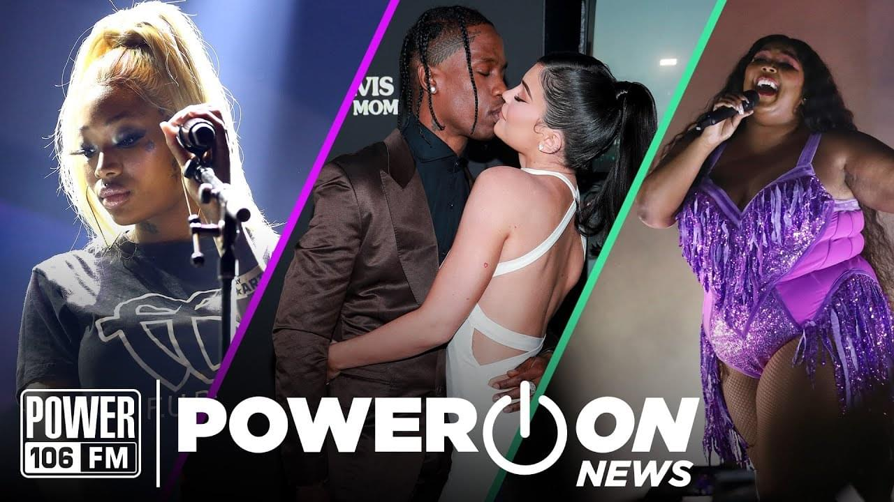 #PowerOn: Travis Scott & Kylie Split, Summer Walker Drops 'Over It' + Malika Haqq Announces Pregnancy