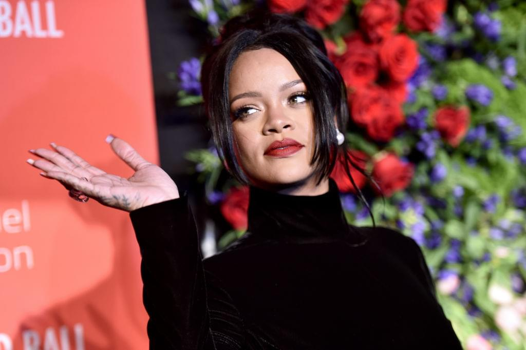 Rihanna Is Releasing A Visual Autobiography
