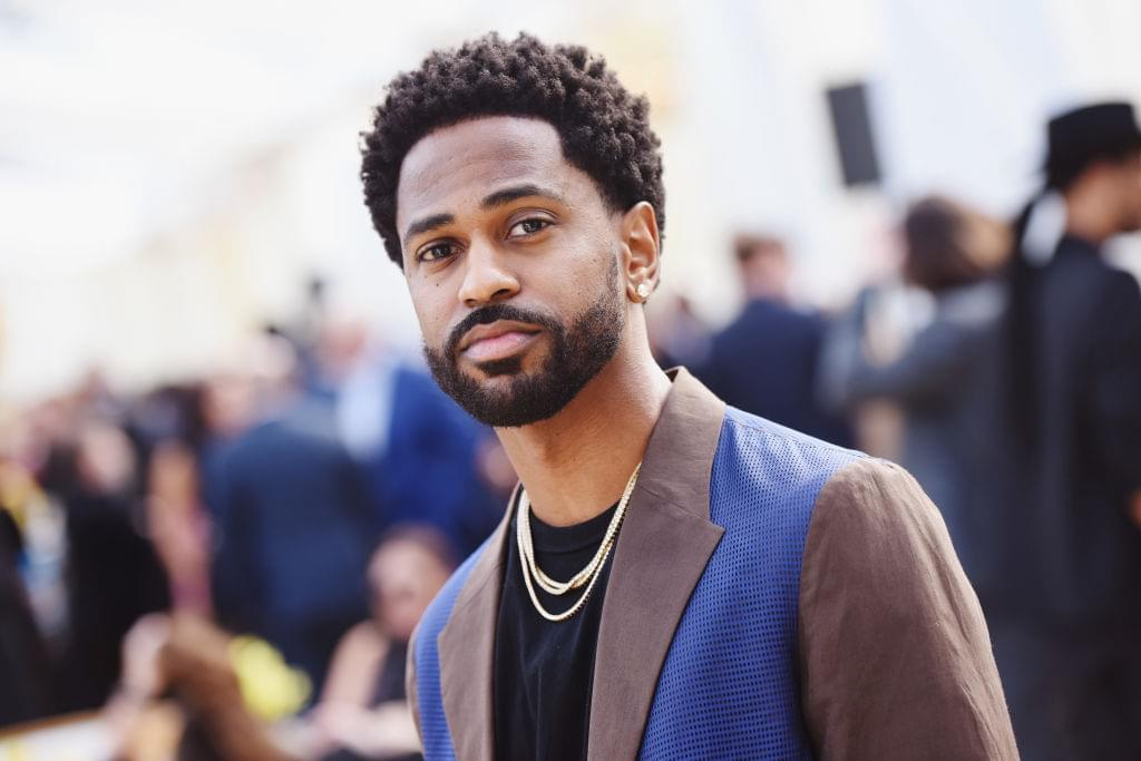 Big Sean's Foundation Donates $10K To Wayne State University's HIGH Program