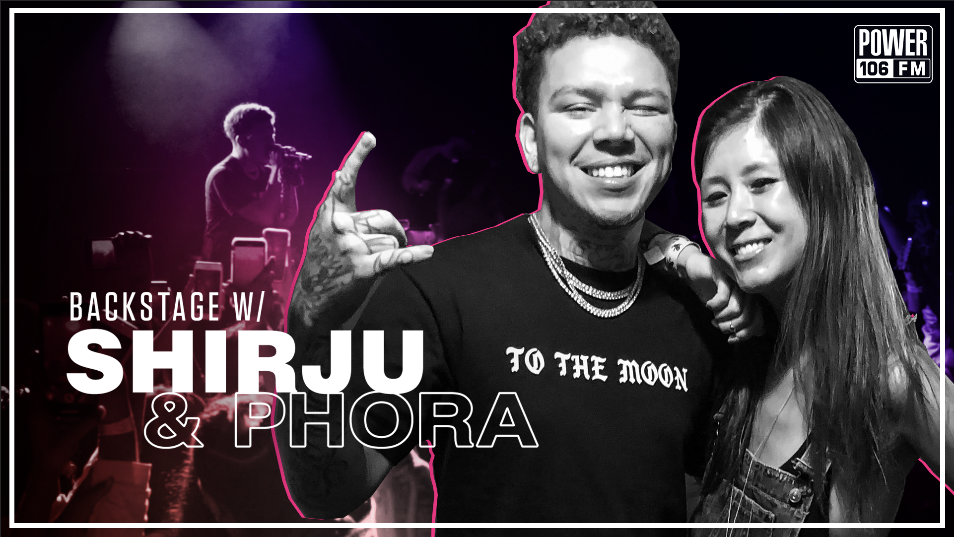 Phora breaks down pre-show rituals, getting over his nerves & favorite song to perform
