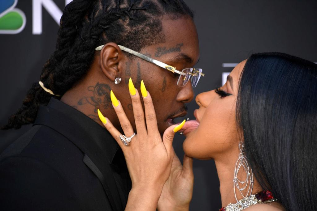Cardi B And Offset Get Lit On Her Boozy B-Day Vacay