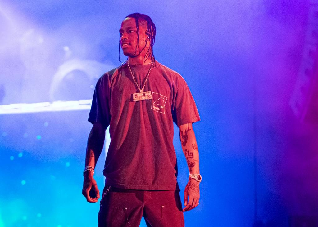 "Travis Scott's ""Highest in the Room"" Debuts At No. 1 on Billboard Hot 100!"