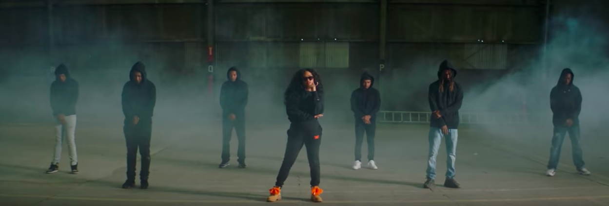 "H.E.R. And YG's ""Slide"" Visual Is A Cuffing SZN Vibe"