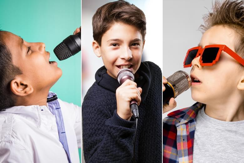 Concurso de Canto Infantil: Yo Canto Con El Alma