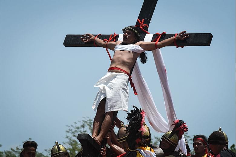 La Pasión de Cristo en Los Angeles