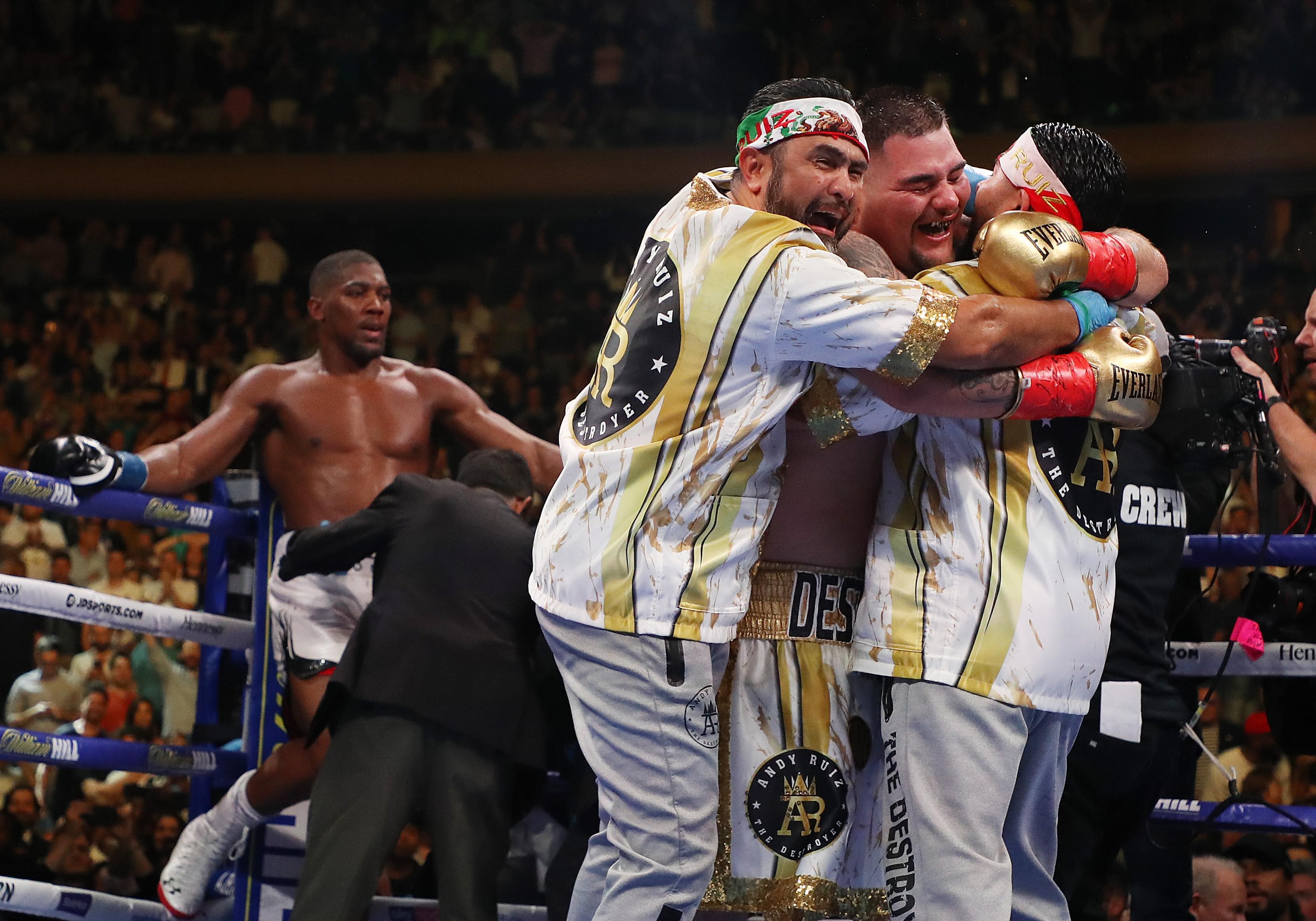 Andy Ruiz Jr. El Primer Campeón de Peso Pesado Mexicano