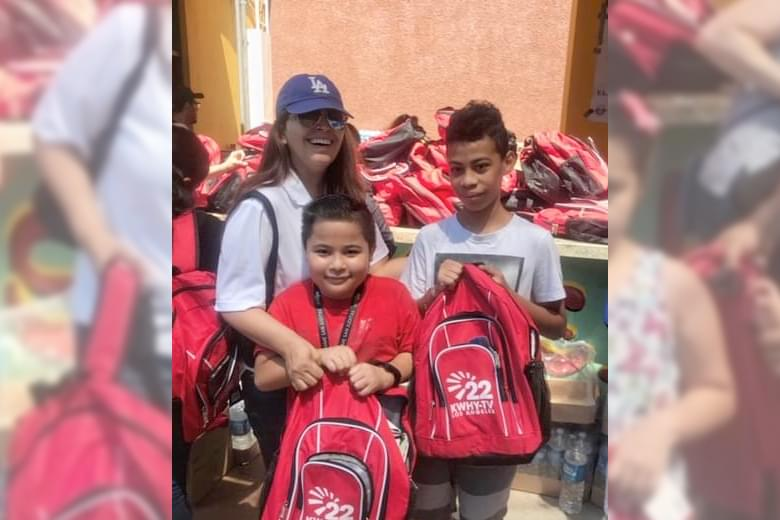 Back Pack To School – De Regreso A Clases