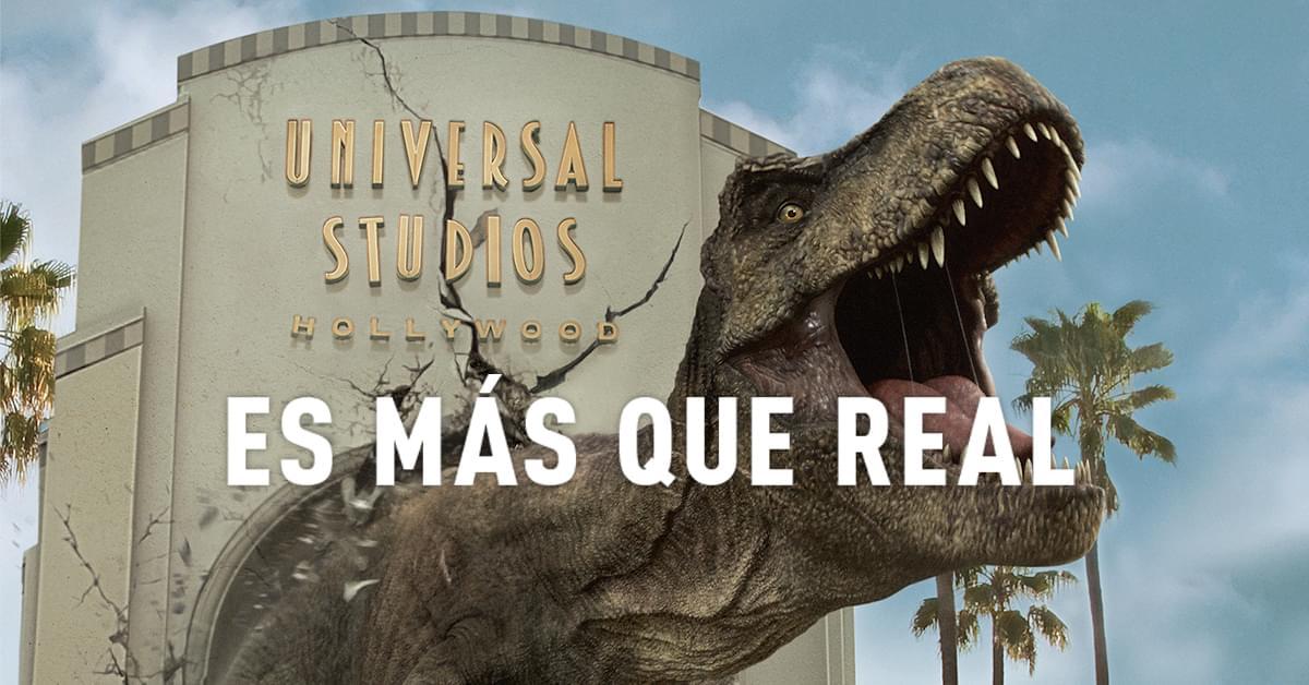 Preparate Para la Grandiosa Nueva Aventura de Jurassic World