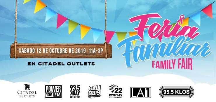 Feria Familiar 2019