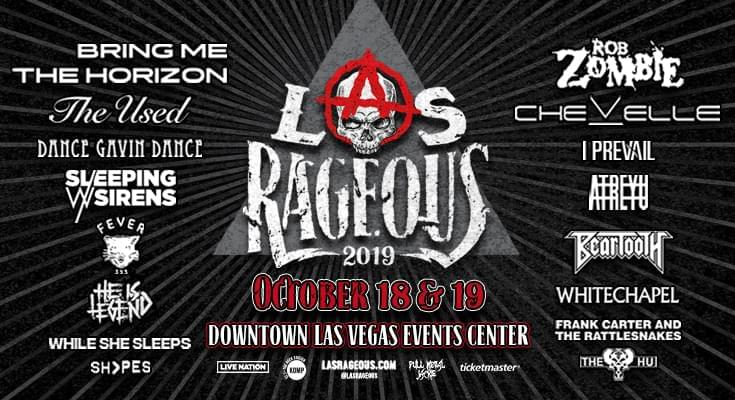 Enter to win a trip to Las Rageous Music Festival in Vegas!