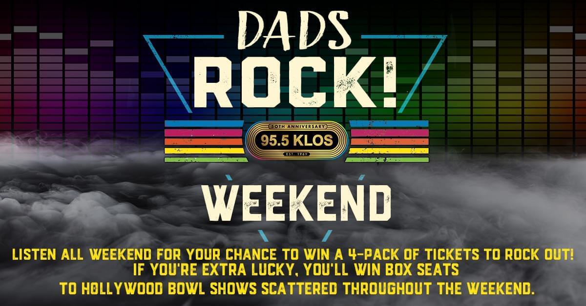 Dads Rock! Weekend
