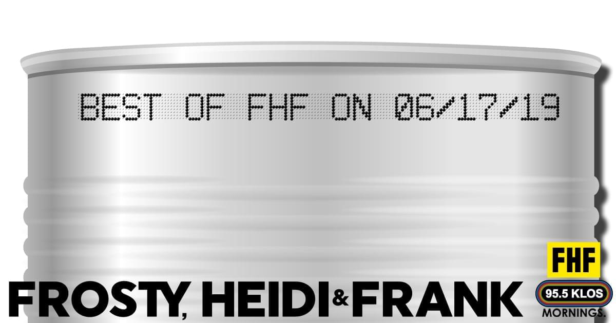 The Best of the FHF show – June 17th, 2019