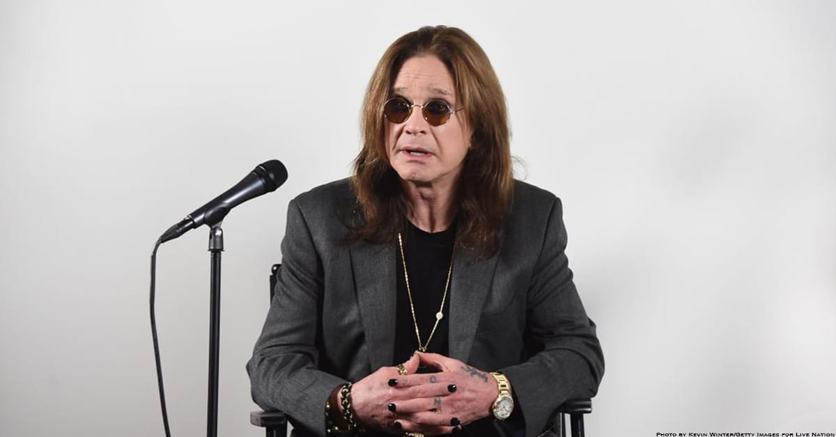 Scientist Claims Ozzy Osbourne Has Rare Genetic Mutation