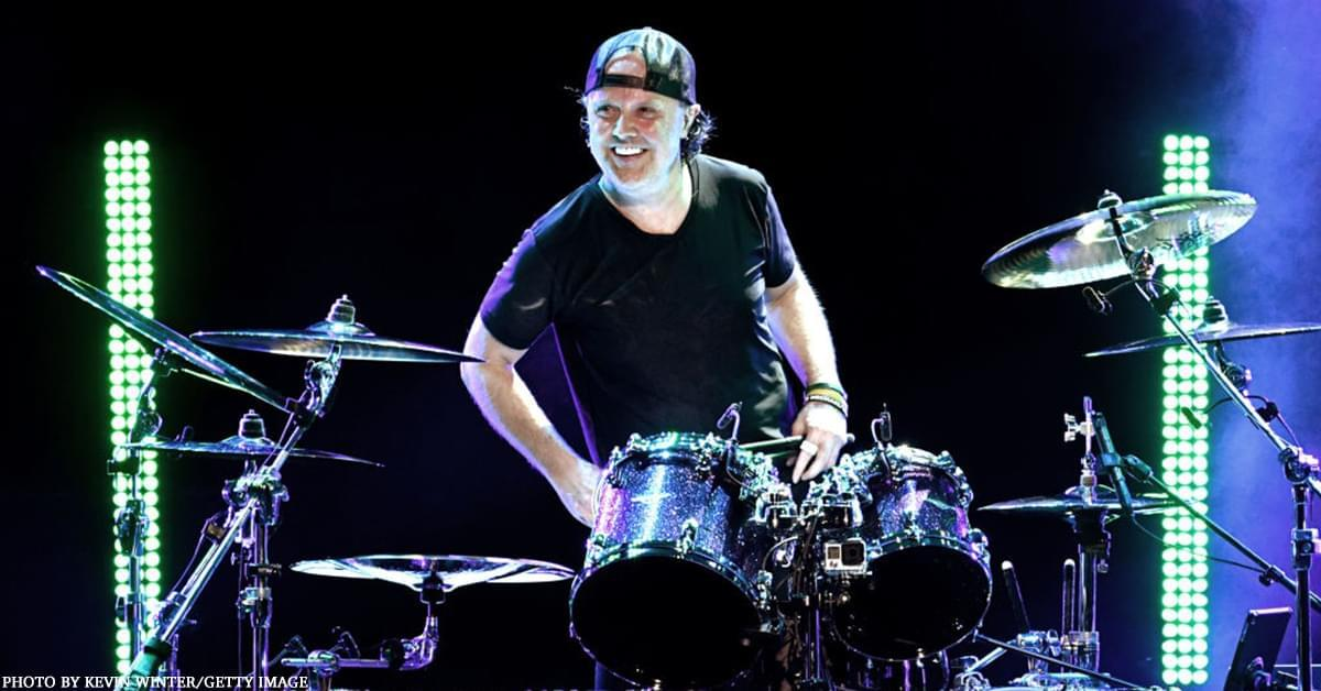 Lars Ulrich Says The Rolling Stones Saved Metallica