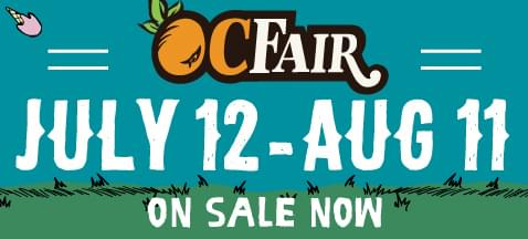 Enter to win a Family 4 Pack of tickets to the OC Fair