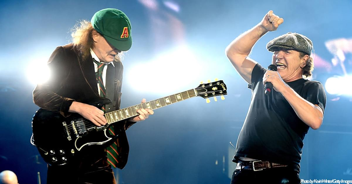AC/DC Will Reportedly Announce World Tour Next Week