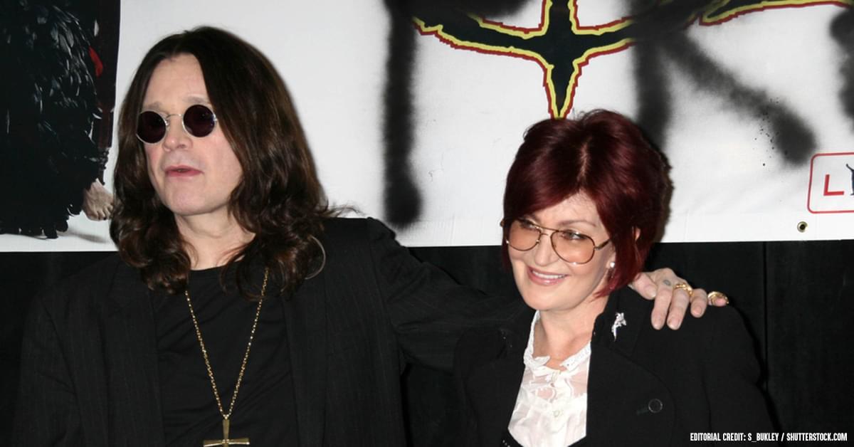 Sharon Osbourne body