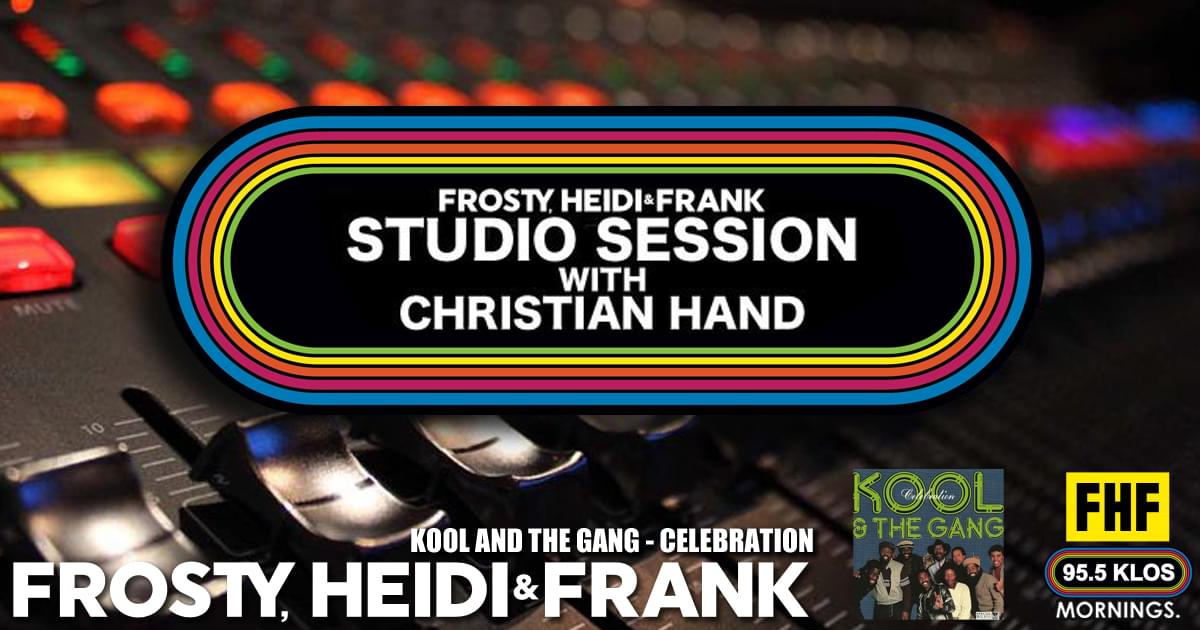 FHF Studio Session With Christian James Hand 7/15/19