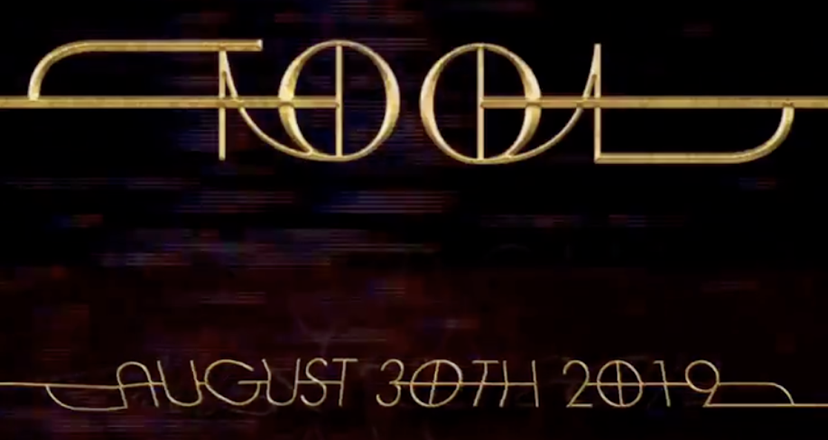 Tool Teases Possible New Album Artwork
