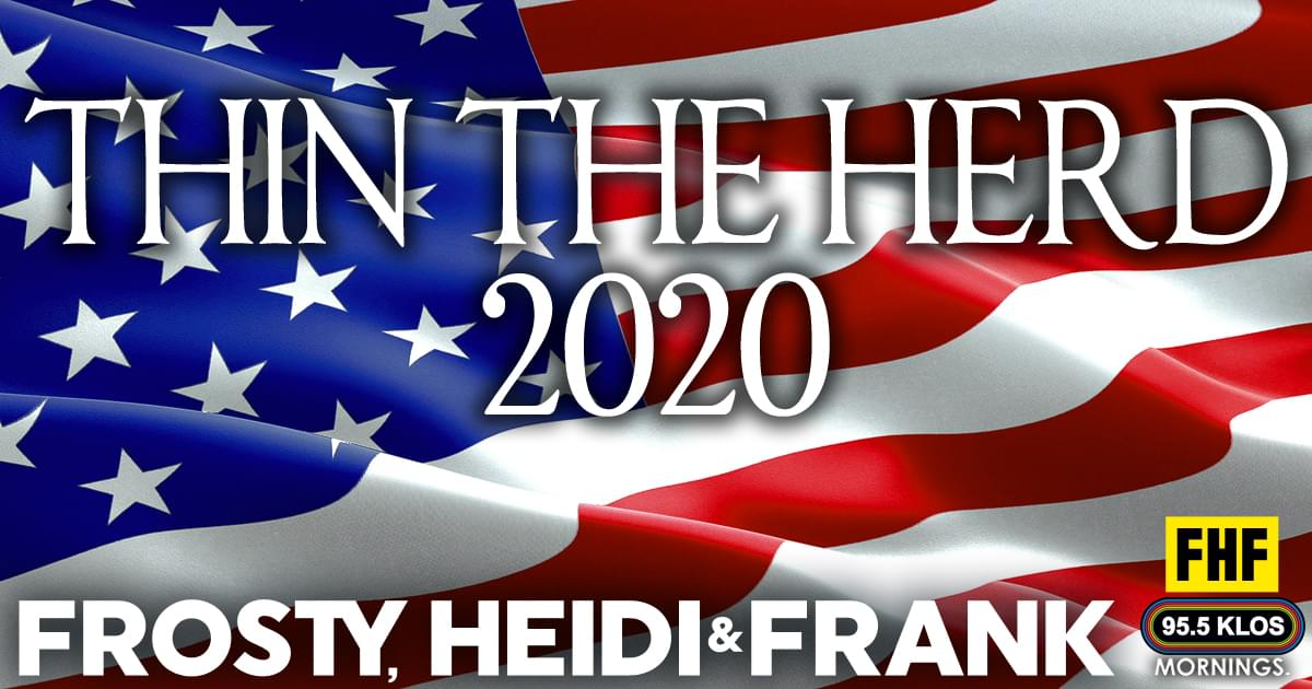 Thin The Herd 2020