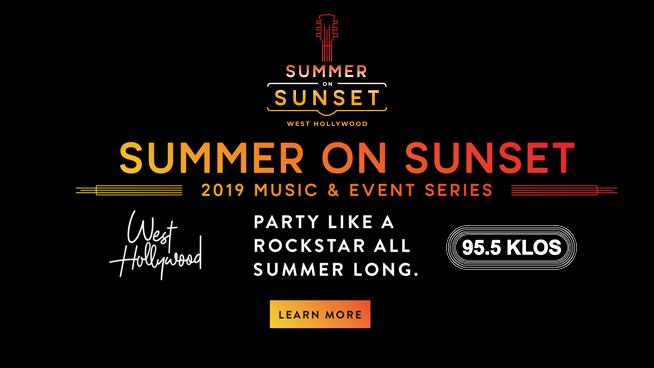 KLOS Summer on Sunset