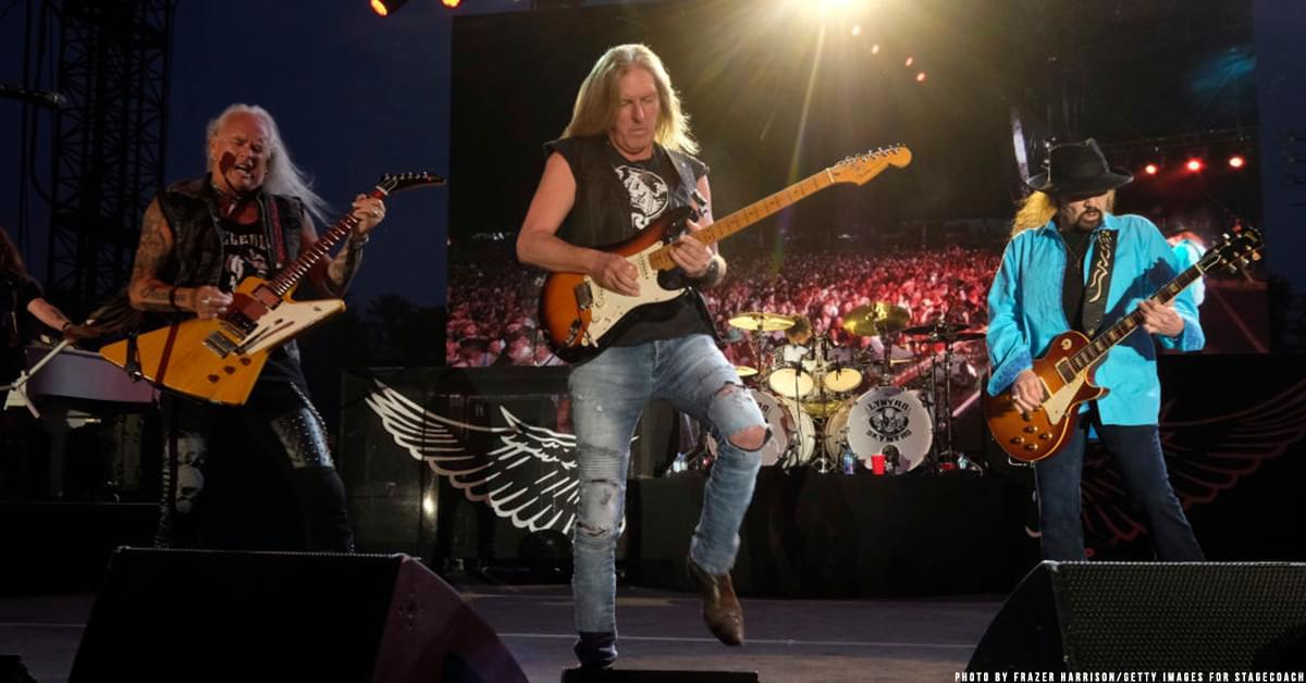 Lynyrd Skynyrd Postpone Shows Due to Gary Rossington's Heart Surgery