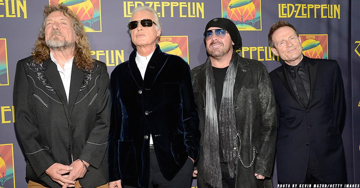 Trump Administration Defends Led Zeppelin in 'Stairway to Heaven' Case