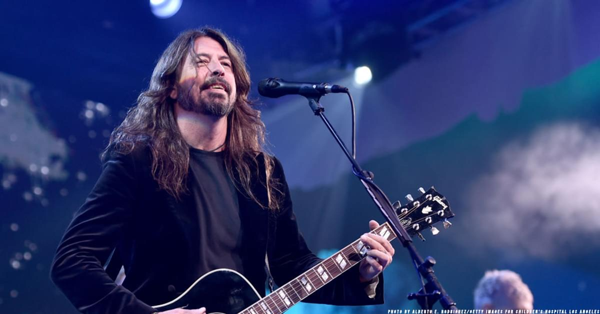 Dave Grohl Recalls Being Terrified Before Nirvana's 1992 Reading Festival Performance