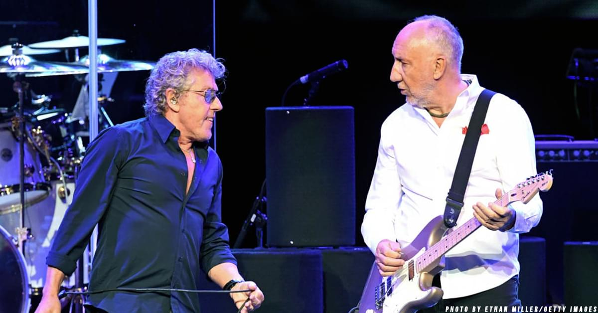 The Who Will Introduce New Music During 'Moving On' Tour