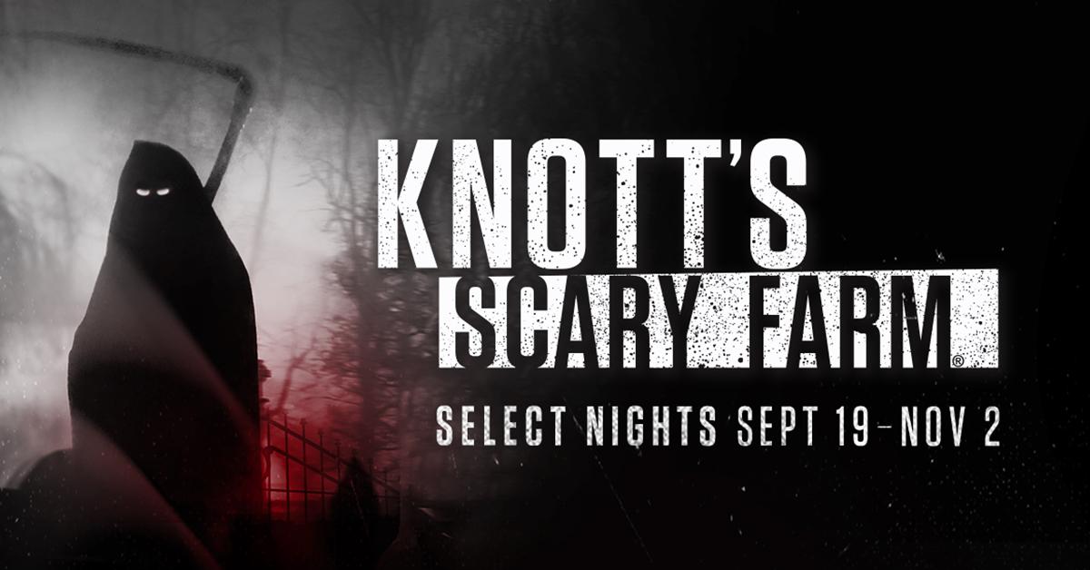Listen to Win Tickets to Knott's Scary Farm
