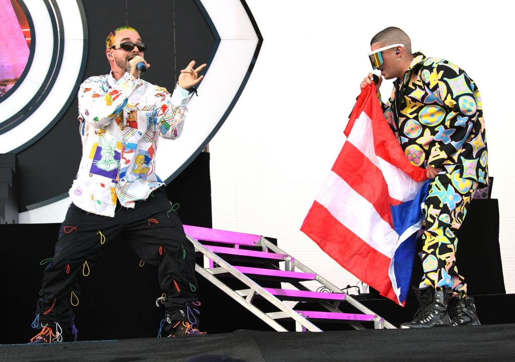 Bad Bunny, J Balvin, and Rosalia to perform at the VMA's
