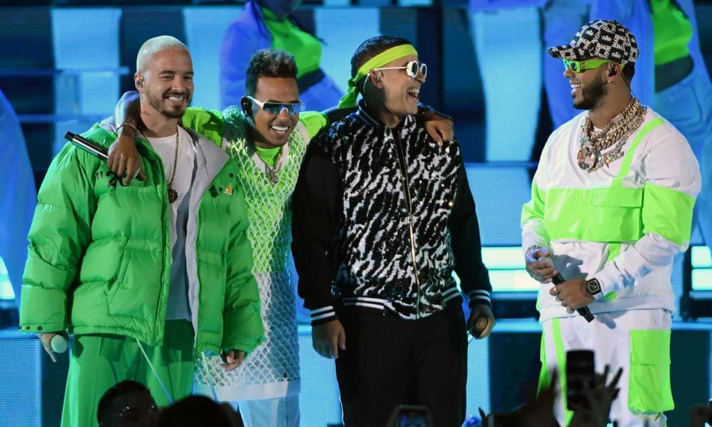 Reggaeton tops the Latin AMA nominations