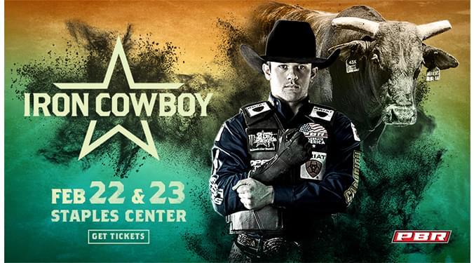 Professional Bull Rider: Iron Cowboy