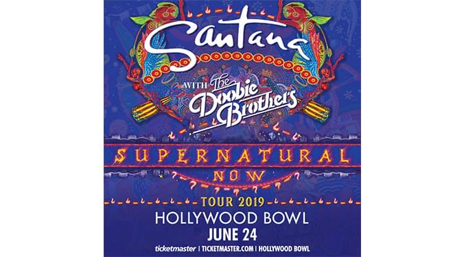 Santana with the Doobie Brothers