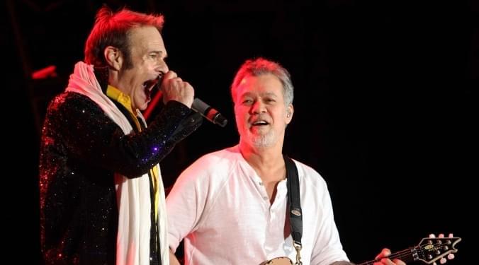 Van Halen Reunion?  | Donna D |