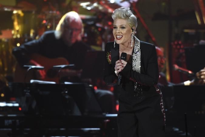 Pink adds a member to her family | Kevin Machado |