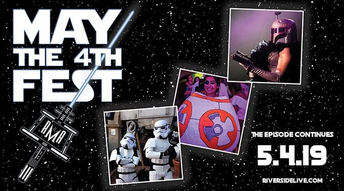 May the 4th Fest