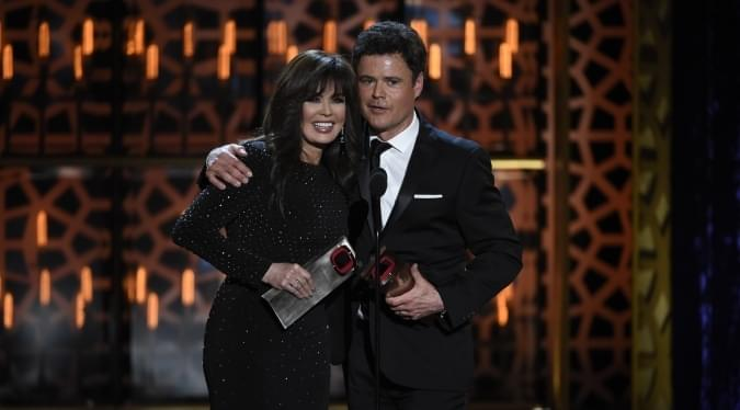 Donny & Marie calling it quits | Vic Slick |