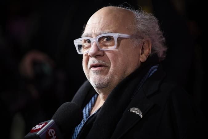 "Danny Devito in a very revealing role on ""Friends."" 
